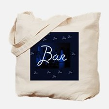 Unique Bar Tote Bag