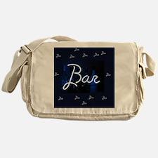 Cute Bar Messenger Bag