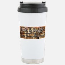Unique Amendment Travel Mug
