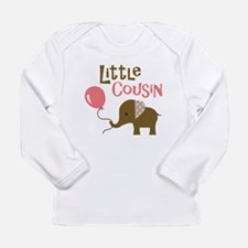 Cute Cousin sister Long Sleeve Infant T-Shirt