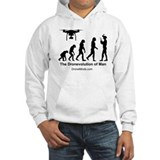 Evolution robot Light Hoodies
