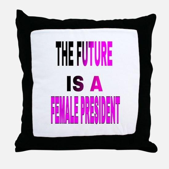 Cute Election Throw Pillow