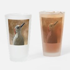 Unique Redbelly Drinking Glass