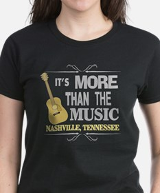 Nashville Is More Than Music-DK T-Shirt