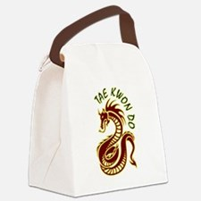 taekwondodragon.png Canvas Lunch Bag