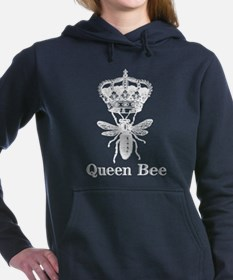 Queen Bee Women's Hooded Sweatshirt