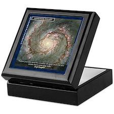 Keepsake Box (Whirlpool Galaxy)