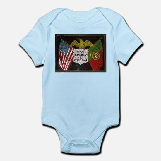 Portugese American Body Suit