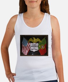 Portugese American Tank Top