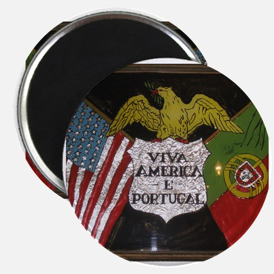 Portugese American Magnets