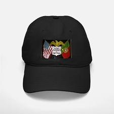 Portugese American Baseball Hat