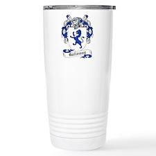 Cute Waugh family coat of arms Travel Mug