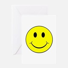 Smiley Face Greeting Cards