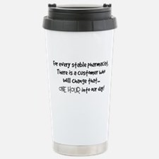 Pharmacy intern Travel Mug