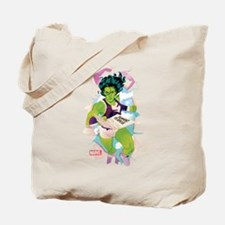 She-Hulk Summons to Appear Tote Bag