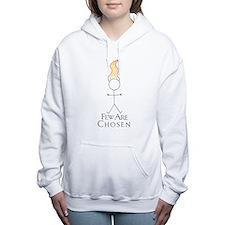 Unique Figure Women's Hooded Sweatshirt