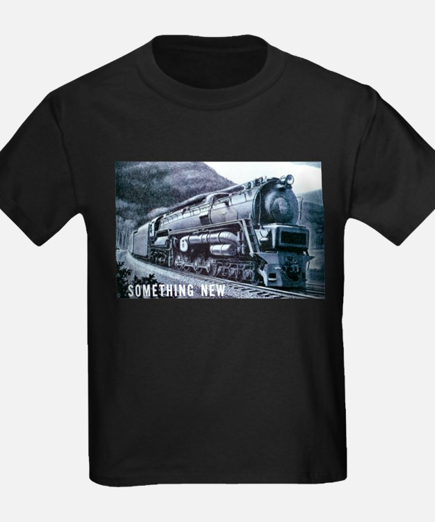 Cute Steam engine T
