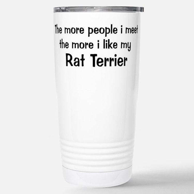 Cute Meet the Travel Mug
