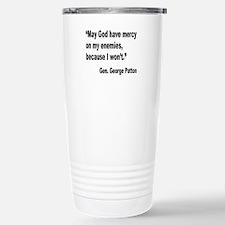 Unique General george patton Travel Mug