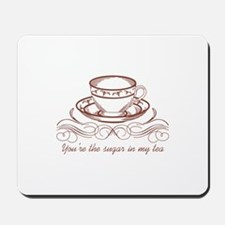 Sugar In Tea Mousepad