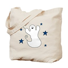JOLLY GHOST Tote Bag