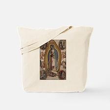Virgin of Guadalupe. Tote Bag