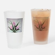 calla lily bouquet Drinking Glass
