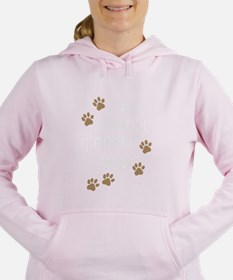 Funny Jack russell terrier Women's Hooded Sweatshirt