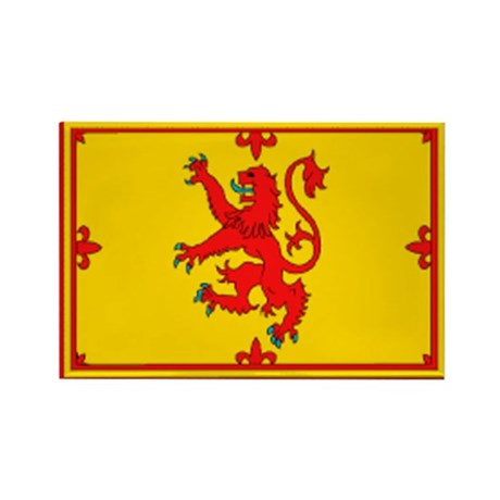 Scottish Royal Rampant Lion Magnet