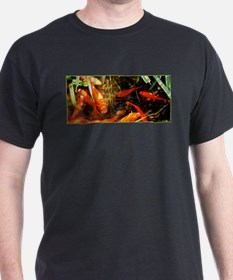 Koi, Fish pond photo T-Shirt