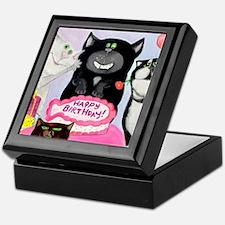 Cute 4 minute Keepsake Box