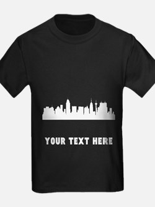 San Antonio Cityscape Skyline (Custom) T-Shirt