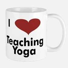 Unique Yoga instructor Mug