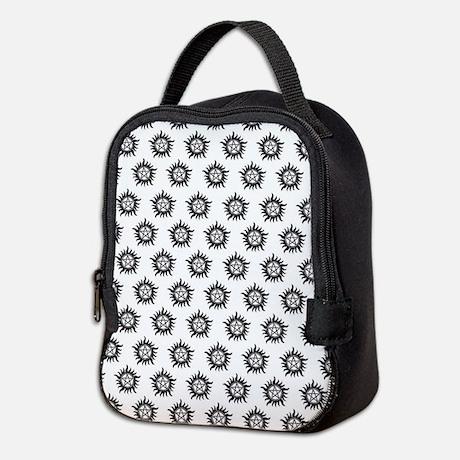 Supernatural Pattern Lunch Bag