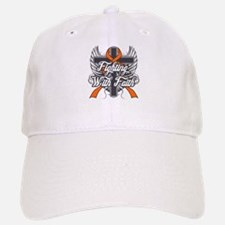 Multiple Sclerosis Faith Baseball Baseball Cap