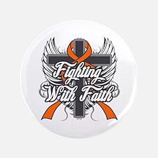 "Multiple Sclerosis Faith 3.5"" Button (100 pack)"
