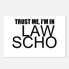 Trust Me, I'm In Law School Postcards (Package of