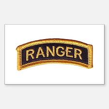 Unique 2nd ranger battalion Decal