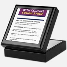 Prometh codeine Keepsake Box