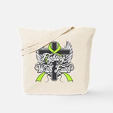 Lyme Disease Faith Tote Bag
