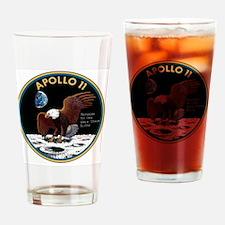 Unique Mulder Drinking Glass