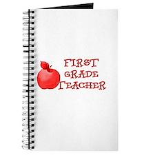 First grade teacher Journal