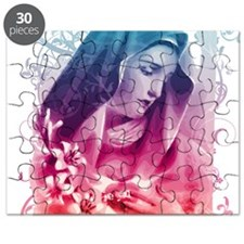 Most Pure Heart of Mary (square) Puzzle
