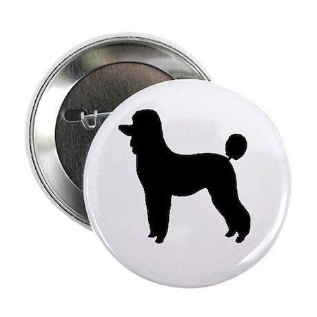 Poodle Apparel Button