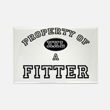 Property of a Fitter Rectangle Magnet