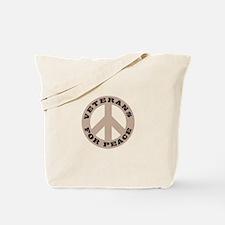 Veterans For Peace Tote Bag