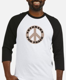 Veterans For Peace Baseball Jersey