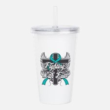 Interstitial Cystitis Acrylic Double-wall Tumbler