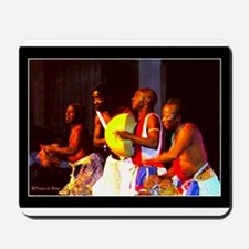 African Dance Troupe - Mousepad