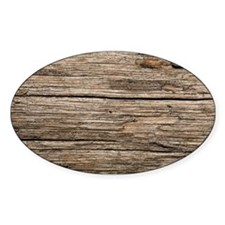 WEATHERED WOOD Decal
